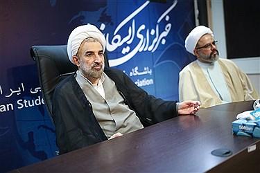 بازدید رییس دانشگاه مذاهب اسلامی از ایسکانیوز