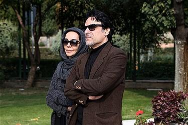 تشییع پیکر «بیژن علیمحمدی»