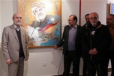 """نمایشگاه """"سرو بلند انقلاب"""""""