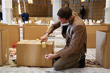 ۱۵۰۰ بسته بهداشتی از فردا در مناطق محروم شرق تهران توزیع میشود