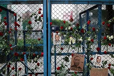 واکنش  های جهانی به «قتل» جورج فلوید