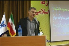 رییس دانشگاه آزاد اسلامی استان خوزستان: در نیمسال دوم 94و95 هیچگونه افزایش شهریه نداشتیم