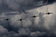 حمله جنگنده های رژیم صهیونیستی به مواضع ارتش سوریه