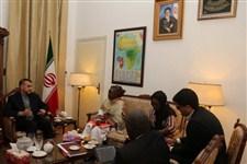 حجم روابط اقتصادی و تجاری ایران و اوگاندا متناسب با ظرفیتهای دو کشور نیست