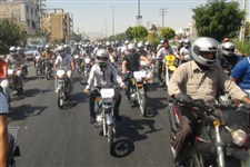 تردد ۱۰.۵ میلیون موتورسوار در خیابانها/موتورسیکلت عامل 25 درصد تصادفات