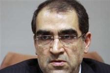 پیام تسلیت وزیر بهداشت برای سقوط بالگرد اورژانس فارس