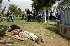 توضیح شهردار منطقه 12 درباره حمله مردم به کارتنخوابهای هرندی