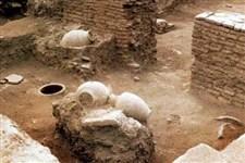 باستان شناسی در کاخ نیاوران/ نمایشگاهی به مناسبت هفته کودک و میراث فرهنگی