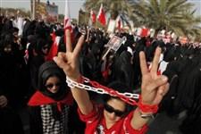 تظاهرات در بحرین در همبستگی با شیخ علی سلمان