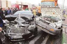 در 5 ماه اول سال  7083 نفر در حوادث رانندگی جان خود را از دست دادند