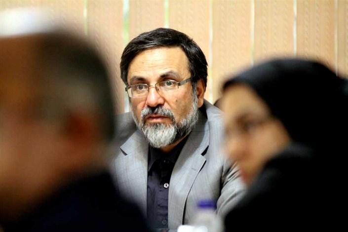 ابراهیم واشقانی فراهانی معاون پژوهش و فناوری دانشگاه آزاد اسلامی