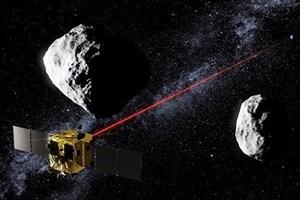 آژانس فضایی اروپا در پی ایجاد ارتباط لیزری در فضا