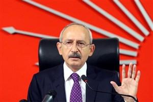 قلیچداراوغلو: حزب حاکم ترکیه از دزدان و سوء استفادهکنندگان حمایت میکند