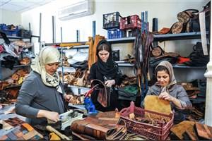 تلاش زنان در  عرصه صنایع دستی برای دریافت نشان ملی
