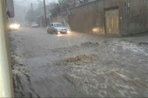 هشدار نسبت به جاری شدن سیلاب در جادهها