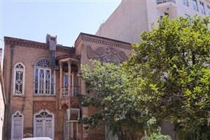 زیباسازی بناهای تاریخی طهران  قدیم
