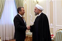 دیدار رییس جمهوری با وزیر امور خارجه لبنان