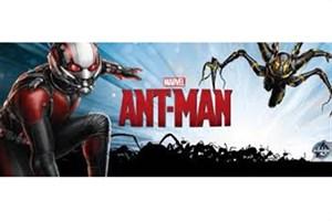 فروش 622 میلیون دلاری فیلم مرد مورچه ای  در سینمای جهان