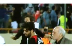 ویدیو /  صحنه های زیبای هفته هشتم لیگ برتر