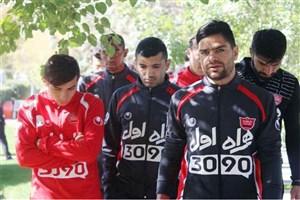ویدیو / پیاده روی صبحگاهی سرخپوشان در مشهد