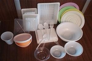 «نذری» در ظروف یک بار مصرف فومی شکل، خطرناک است