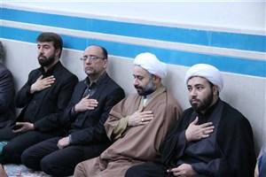 مراسم شیرخوارگان حسینی در مسجد امام علی (ع) واحد علوم و تحقیقات