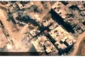 ویدیو / تصاویر ویژه پهپاد روسی از سوریه