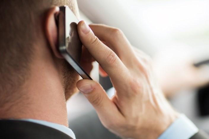 مکالمه تلفنی