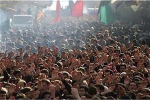 ویدیو / آمادگی مسجد اعظم زنجان برای روز عاشورا