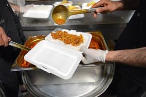توزیع غذای نذری در زندان های کشور