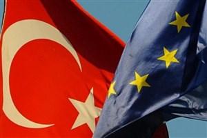 تاکید مقامات اتحادیه اروپا و ترکیه بر حمایت از ایران