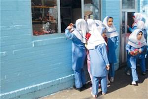 اسامی مواد غذایی غیر مجاز برای عرضه در بوفه مدارس اعلام شد