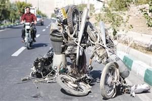 آغاز  نصب دوربینهای ثبت تخلف سرعت از دی  ماه/ 18 و نیم درصد تلفات جاده ای مربوط به موتورسواران است