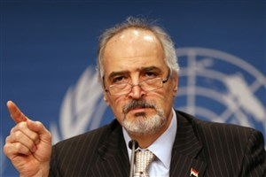 بشار جعفری: حفظ تمامیت ارضی سوریه پایه مذاکرات است