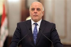 حیدر العبادی: ما با حفظ وحدت بر تلاشها برای تقسیم عراق غلبه کردیم