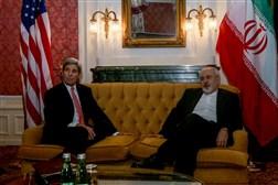 دیدار وزرای امور خارجه ایالات متحده آمریکا و روسیه با دکتر ظریف