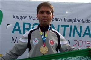 IAU Student Becomes Champion in World Transplant Games 2015