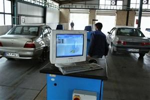 دوربین های پلاک خوان ، معاینه فنی خودروها را کنترل می کنند