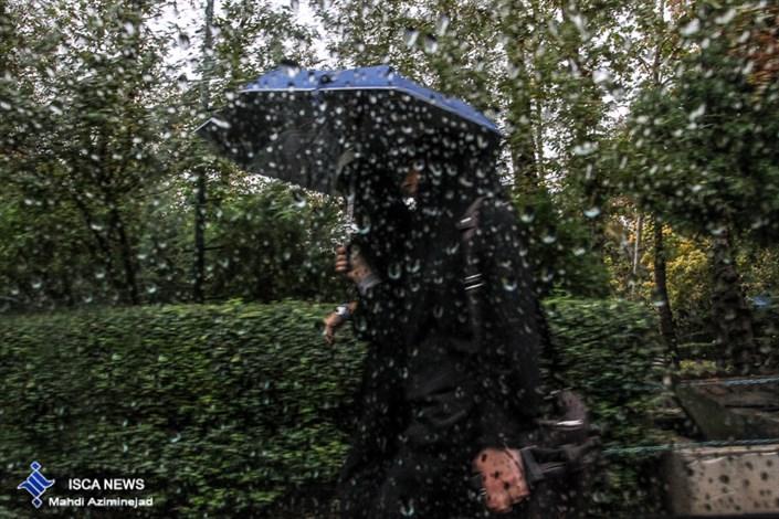 باران تهران