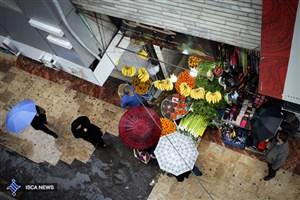 وزش باد شدید در تهران در روز شنبه/ باران از یکشنبه شروع میشود