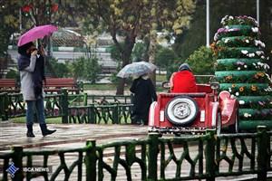 ایران بارانی میشود/ تهران در محاصره ابر و باد