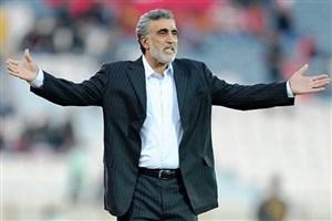 فرکی: به دنبال راهیابی از جام حذفی به لیگ قهرمانان آسیا هستم