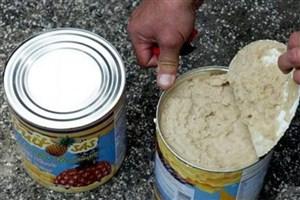سه عامل فساد مواد غذایی/سم مرگبار در کنسروها