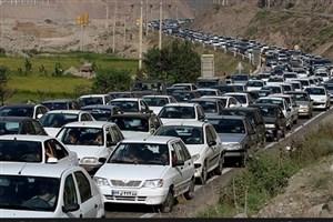 فردا جاده  چالوس و هراز به سمت تهران یک طرفه  است