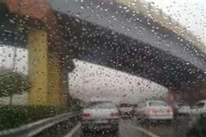 پیشبینی بارش پراکنده برای پایتخت