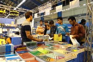 عرضه کتاب با 20درصد تخفیف در نمایشگاه کتاب دانشگاهی