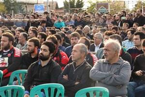 ویدیو / مراسم چهلم مرحوم هادی نوروزی