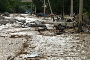 مدیرکل مدیریت بحران استانداری سمنان اعلام کرد : سیل به منازل مسکونی ۳ شهرستان استان سمنان خسارت وارد کرد