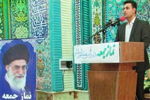 تشریح و تدوین عملکرد دانشگاه آزاد اسلامی از تریبون نماز جمعه در مراغه