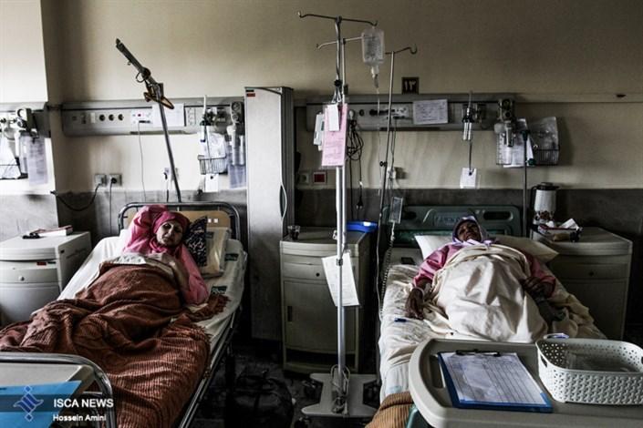 بیماران مبتلا به سرطان